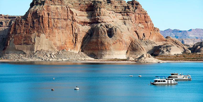 Arizona Lake Powell, Tusayan