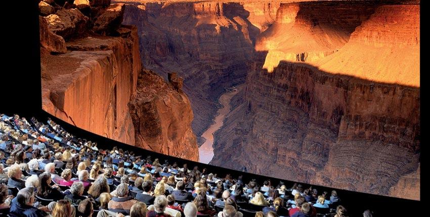 Grand Canyon IMAX Theater, Arizona