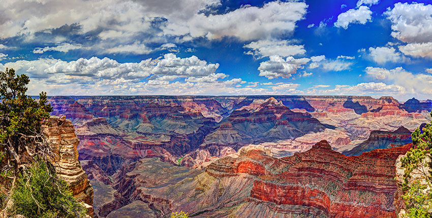 Grand Canyon National Park at Arizona