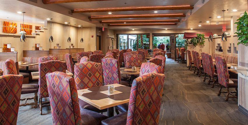 JJK's Restaurant in Hotel Arizona