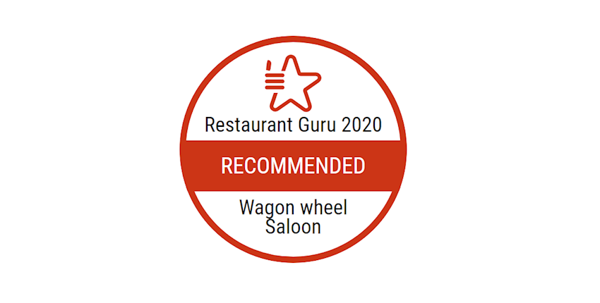New! Wagon Wheel Saloon in Hotel Grand Canyon Plaza, Arizona