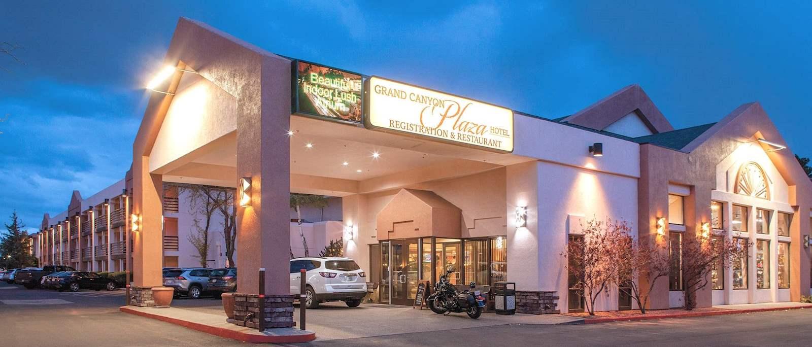 Grand Canyon Plaza Hotel, Tusayan, Arizona