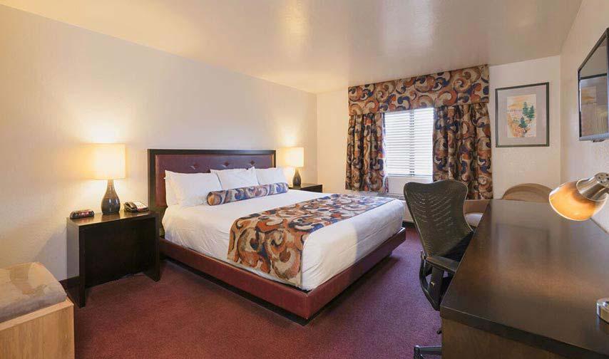 King Suite of Grand Canyon Plaza Hotel Tusayan