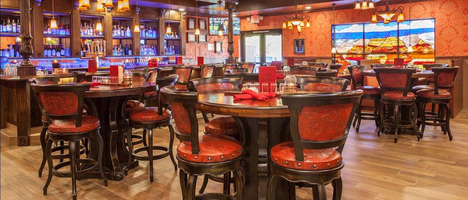 Dining & Bar at Grand Canyon Plaza Hotel, Tusayan