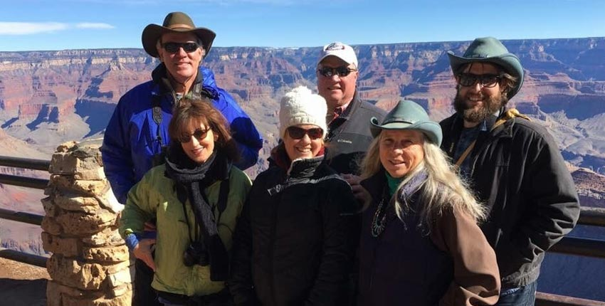 Grand Canyon Arizona Hotel, Guided Photo and Geology Tour Package