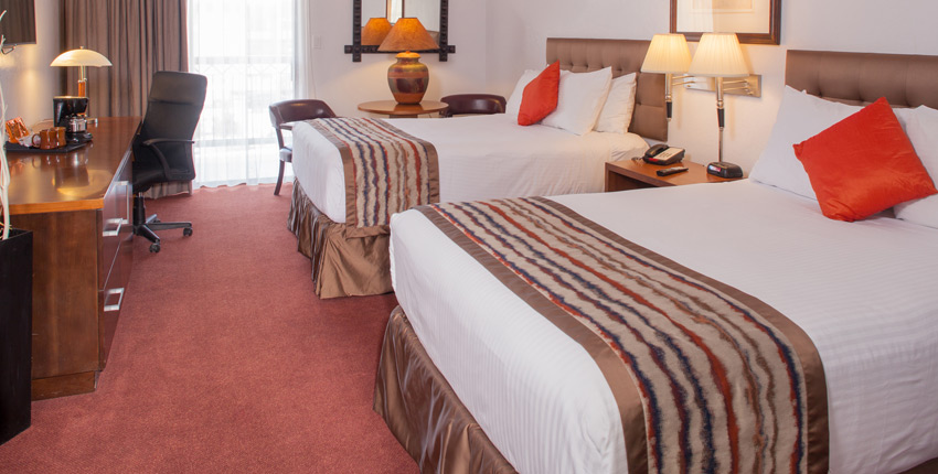 Deluxe Double Room At Grand Canyon Plaza Hotel Tusayan