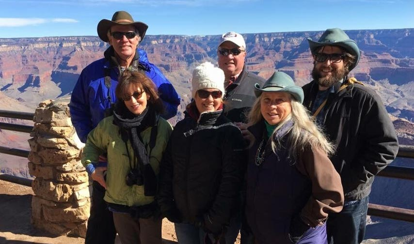 Grand Canyon Arizona Hotel Guided Photo and Geology Tour Package
