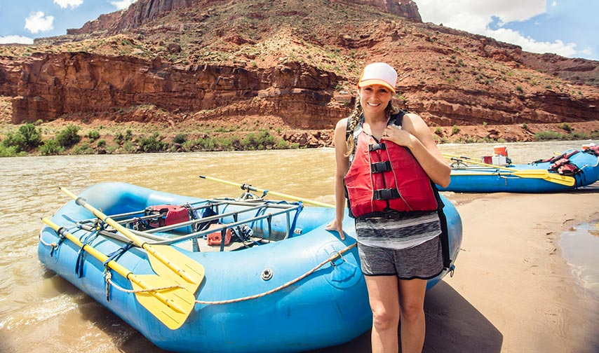 River Rafting Tour Package in Arizona